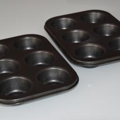 Cupcakes pan